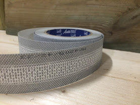 Geperforeerde tape voor 16mm platen