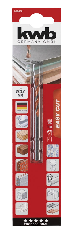 EASY CUT ALLESBOOR  5.0MM KRT